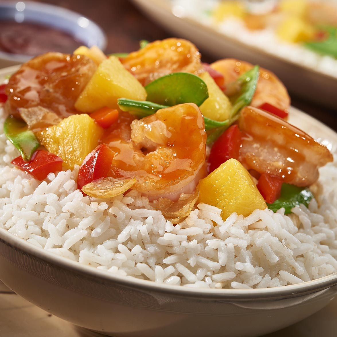 Cashew Sweet and Sour Chicken | Entree/Main Dish | Recipes | Dole Packaged Foods