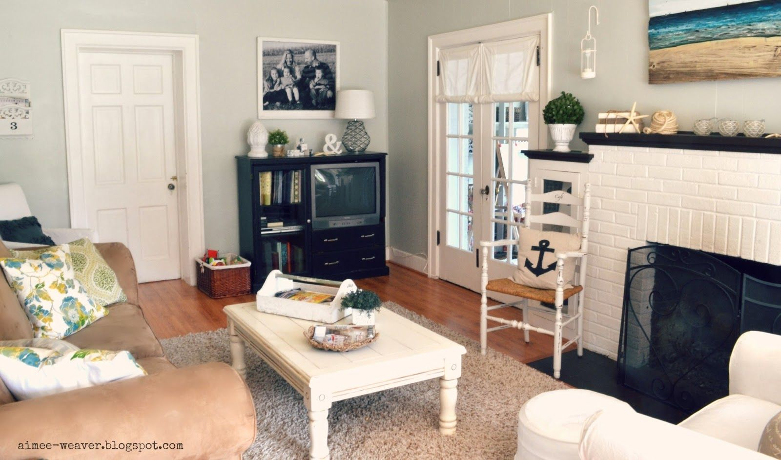 living room wall paint colors%0A I started to think about painting the family room a different color several  months ago