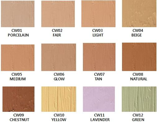 Nyx Hd Concealer Swatches Concealer Tarte Amazonian Clay Foundation Nyx