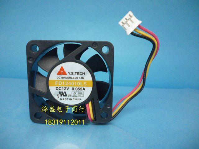 NIDEC 4010 U40X12NS2Z7-51 40mm 4cm DC 12V 0.04A Silent quiet cooling fan
