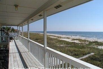 Gulf Beaches Vacation Rental - VRBO 384094 - 4 BR St  George Island