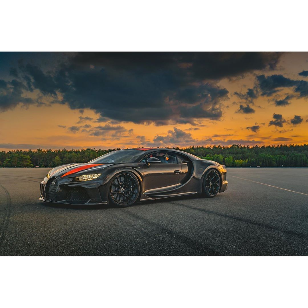 "Bugatti Chiron Super Sport 300: Mark Riccioni On Instagram: ""Properly Menacing From Every"