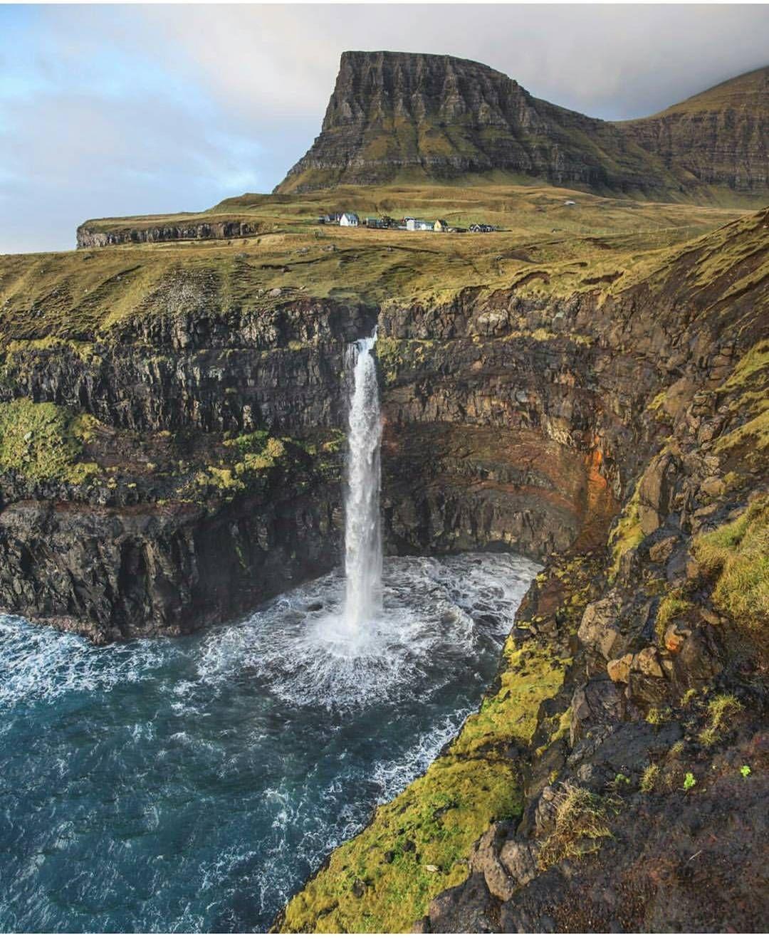 "Travel Earth 🌍 On Instagram: ""Just Incredible! Gásadalur"