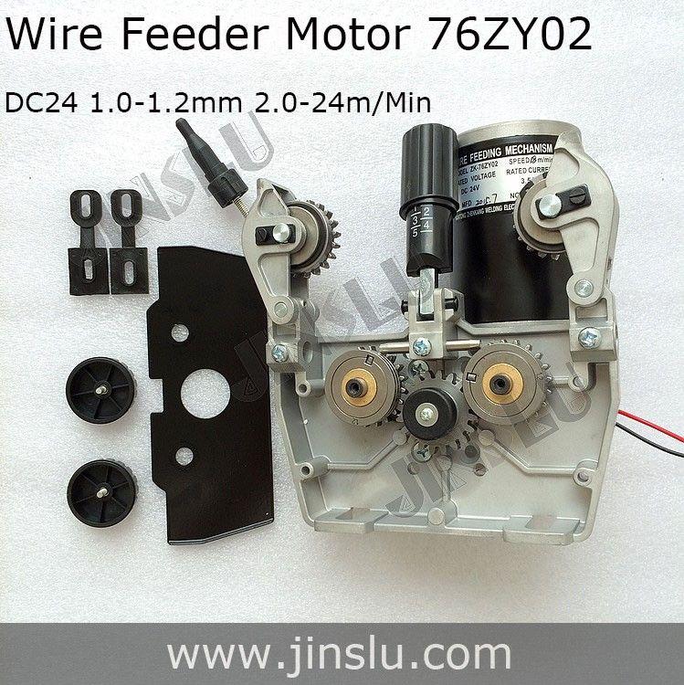 Mig Mag Welding Machine Welder Wire Feeder Motor 76zy02 Dc24 1 0 1 2mm 2 0 24m Min 1pk Welding Accessories Mig Welding Cool Things To Buy