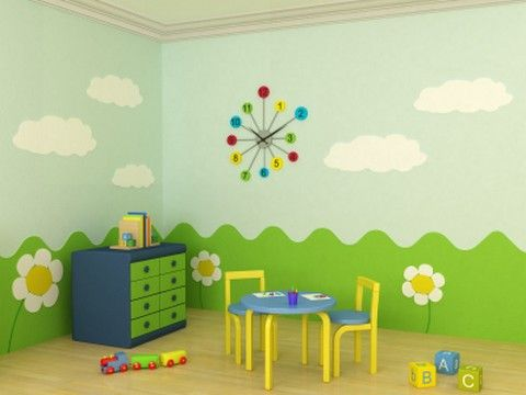 childrens church decor how to decorate a church nursery - Nursery Decorating Ideas