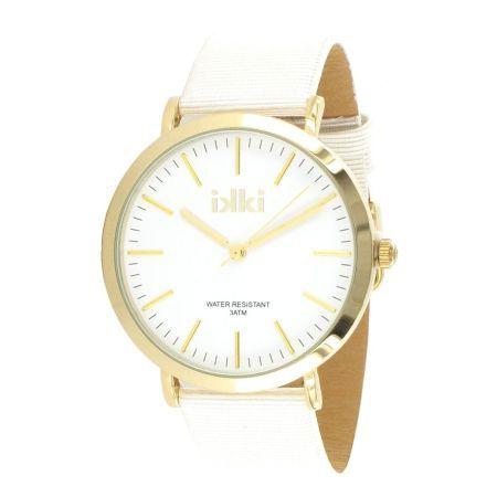 IKKI Danny White Gold horloge DA-02  86f1e183a4