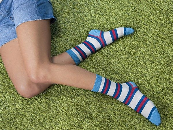 The Grommet discovers Zkano Organic Cotton Socks -- environmental sensibility in a simple cotton sock.