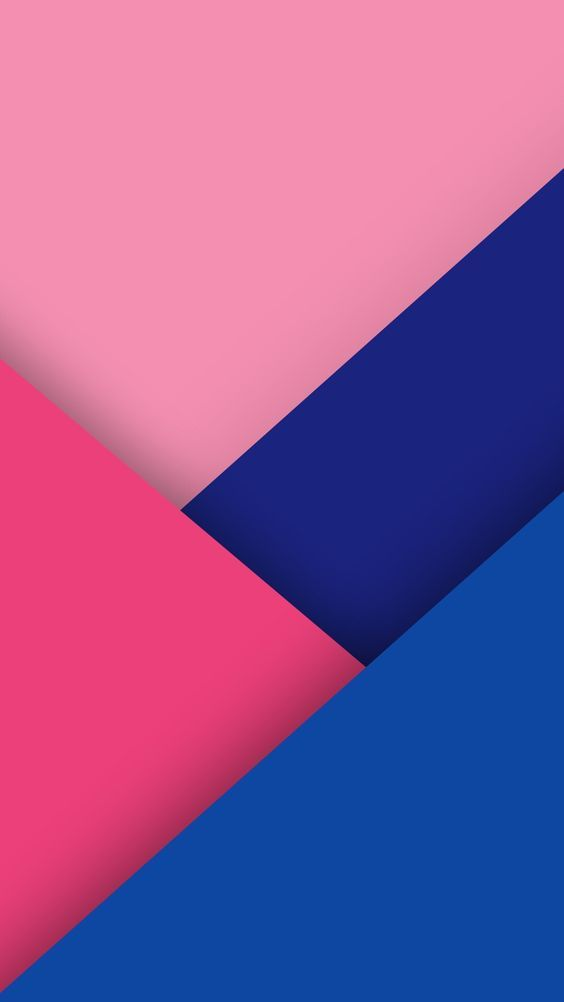 Polka Dots Wallpaper For Iphone Pink And Blue Abstract Wallpaper Abstract And Geometric