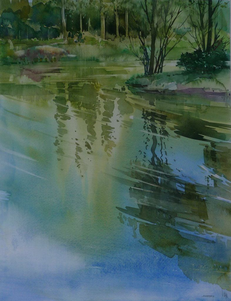 P Lap Ilya Ibryaev 156 Foto Vk Peinture Paysage Art