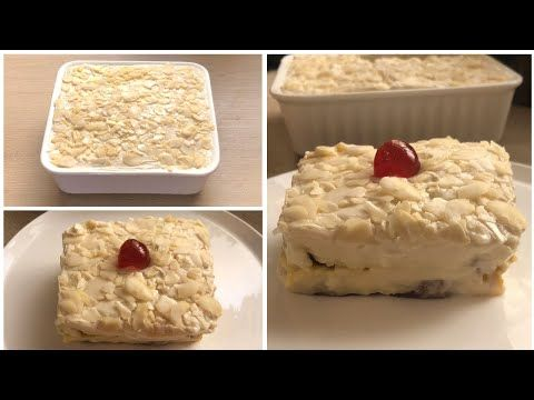 10 Minutes Dessert Recipe prepared With only 1/2 L