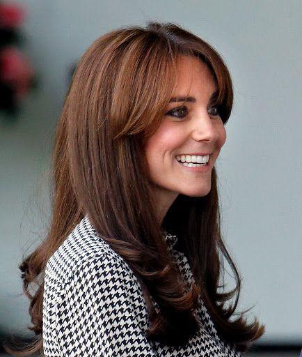 Kate Middleton Bangs?