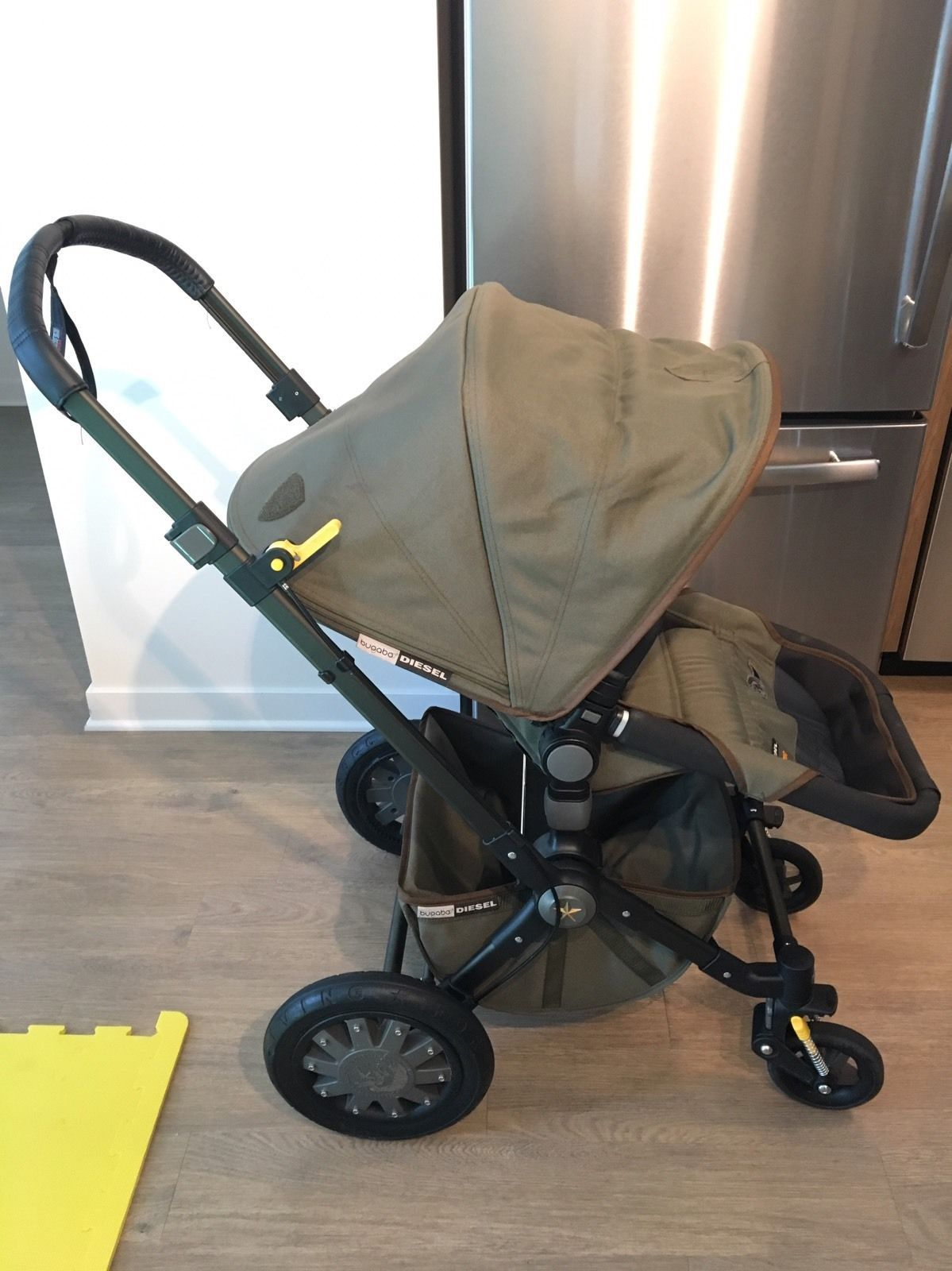 Goede Bugaboo Cameleon 3 Diesel Special Edition Comes with Everything RL-09