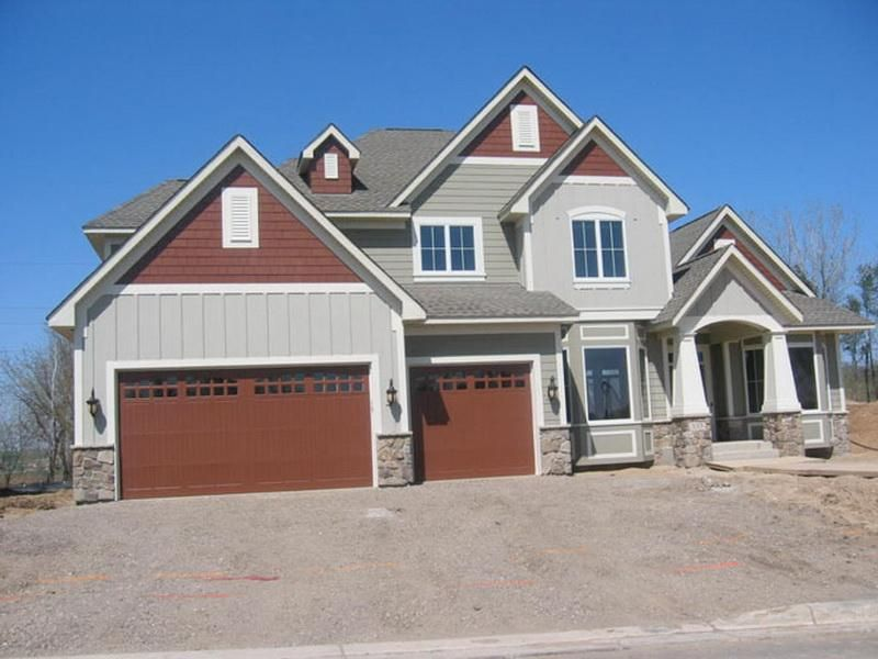 Small hardie board siding home ideas pinterest for Hardiplank homes designs