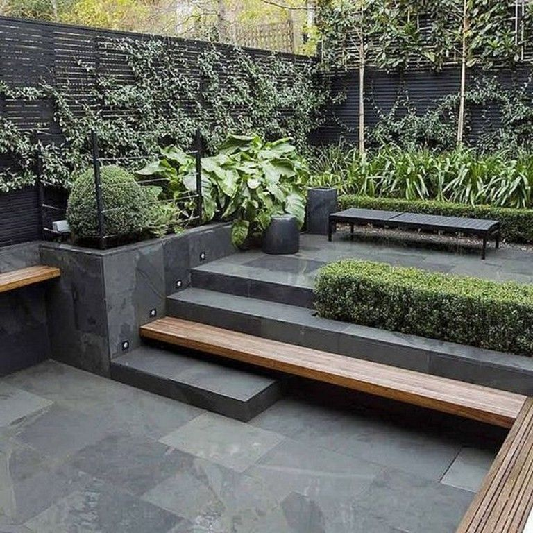 21+ Awesome Modern Small Terrace Gardening Ideas Can Copy