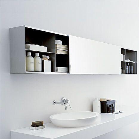Men\u0027s locker room Bathroom Pinterest Miroir design, Meuble