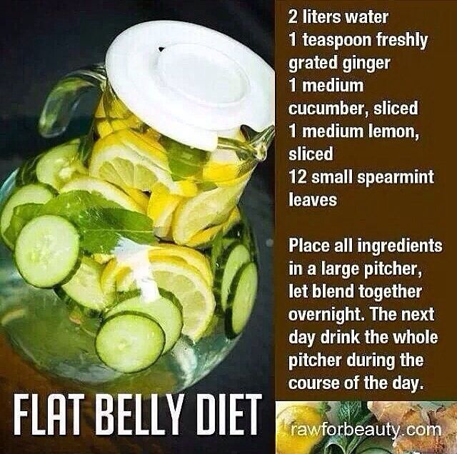 Beat that bloat! Flat bellys ftw! Lol