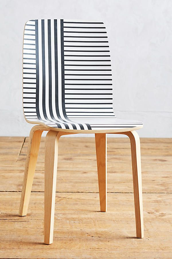Striped Tamsin Dining Chair Chairs Ikea Kitchen