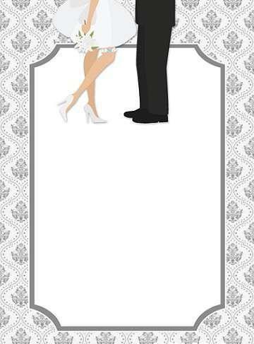 Invitaciones de boda fotos ideas para imprimir - Invitaciones