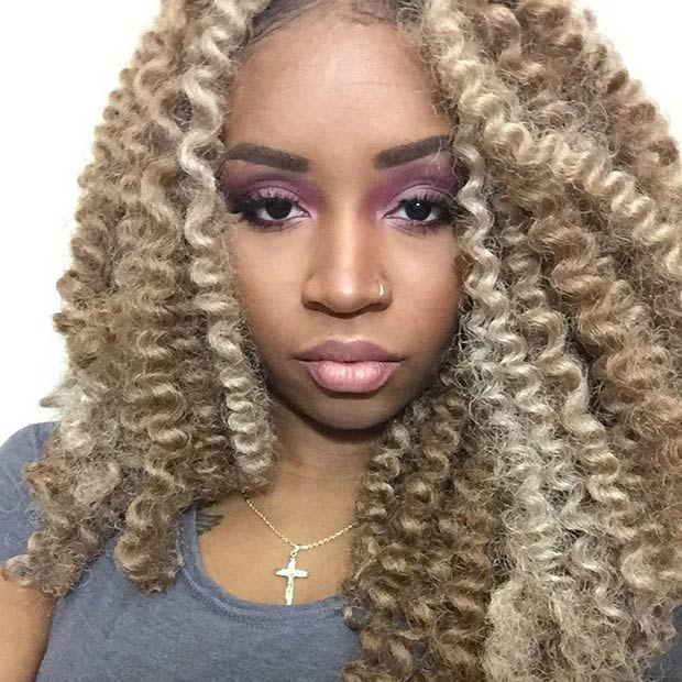 41 Chic Crochet Braid Hairstyles For Black Hair Crochet