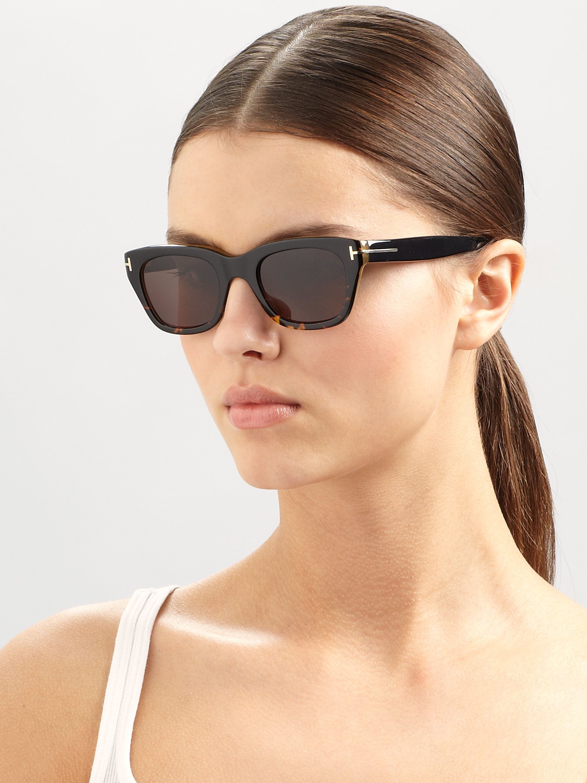 3a56a9b82e Tom Ford Snowdon Sunglasses