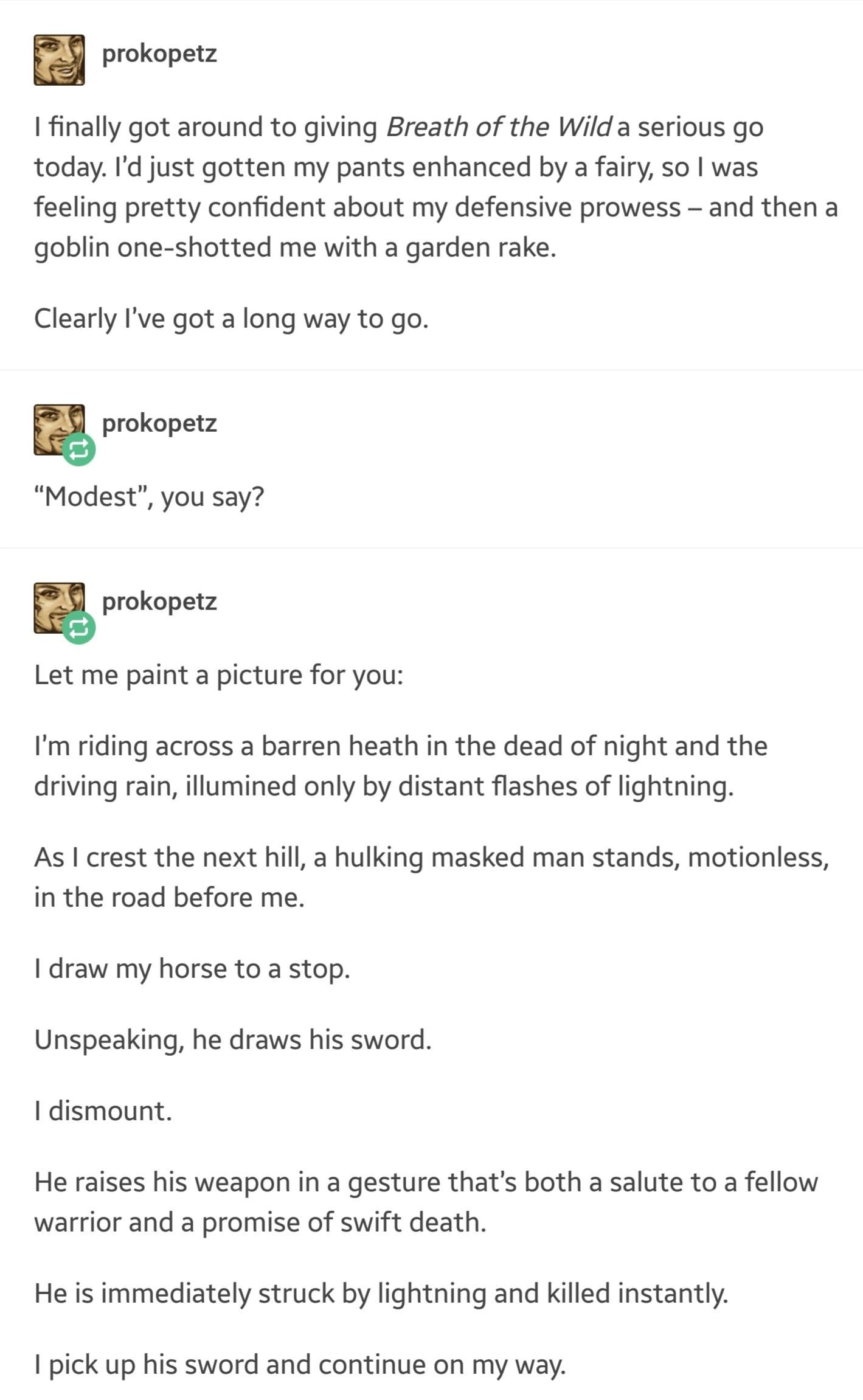 MM ideas | Funny BOTW (and any other Zelda humor) | Pinterest