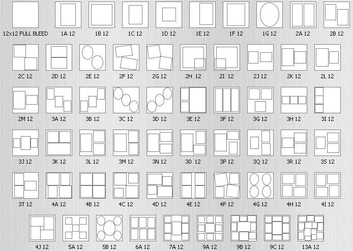 indesign photo collage template - Google Search | Photo Album Ideas ...