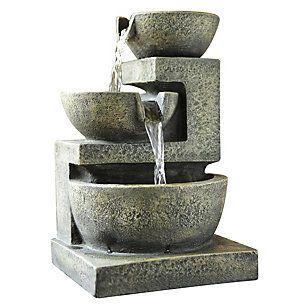 fuente de agua decorativa ibiza sodimaccom - Fuentes De Agua Decorativas