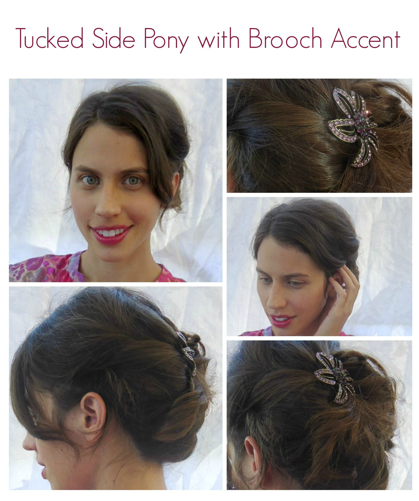 Easy hairstyles for the stylechallenged easy hairstyles