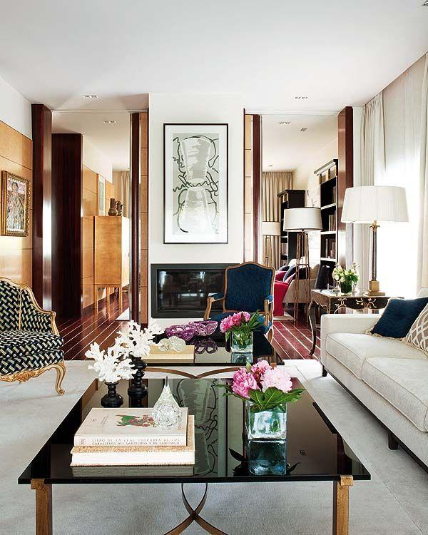Classic Elegance Interior Design by Javier Castillo | Parisian ...