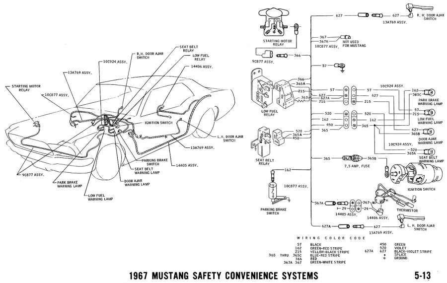 Pin on Mustang 67-1