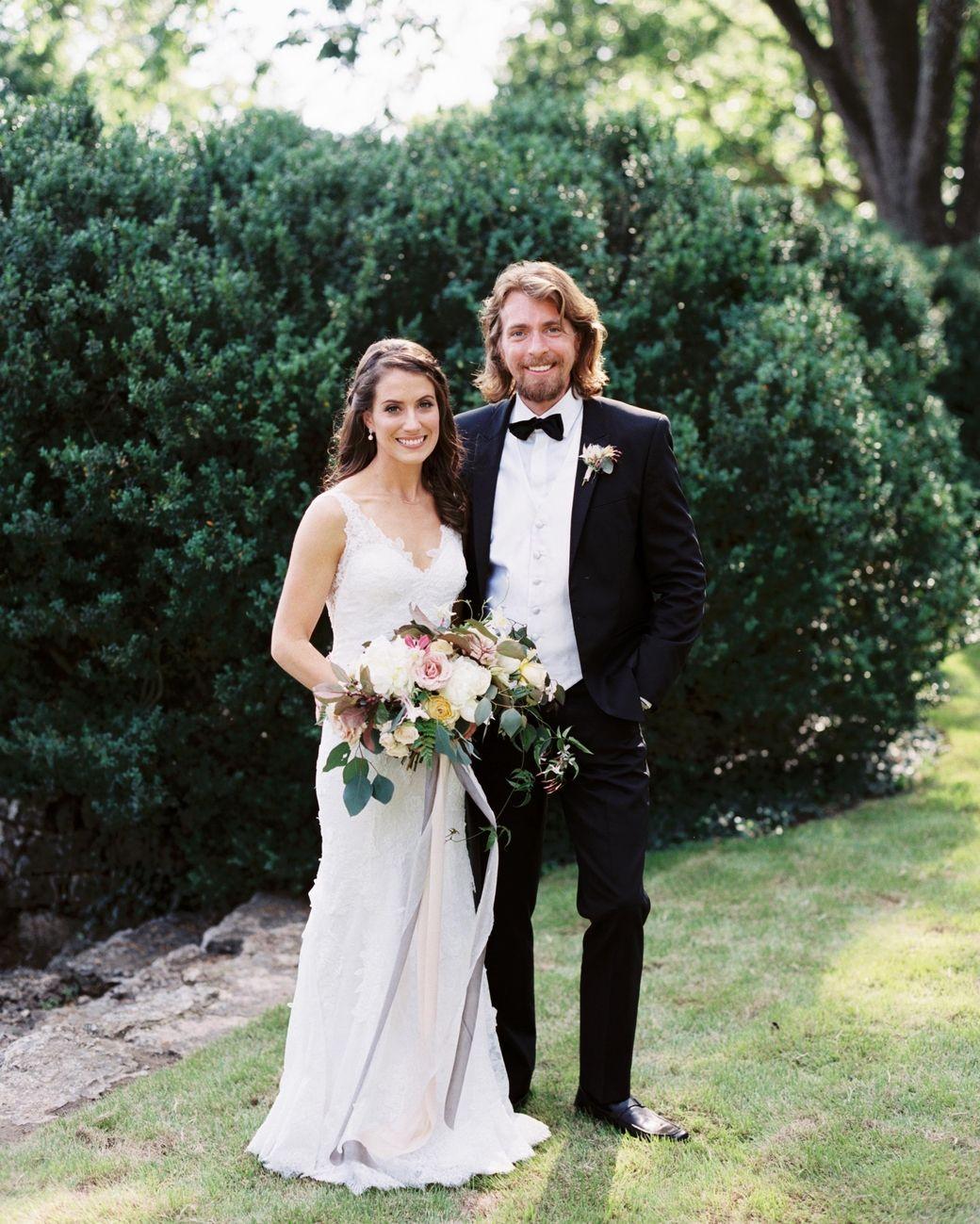 Wedding Gowns Nashville: A Dreamy Garden Wedding In Nashville, Tennessee