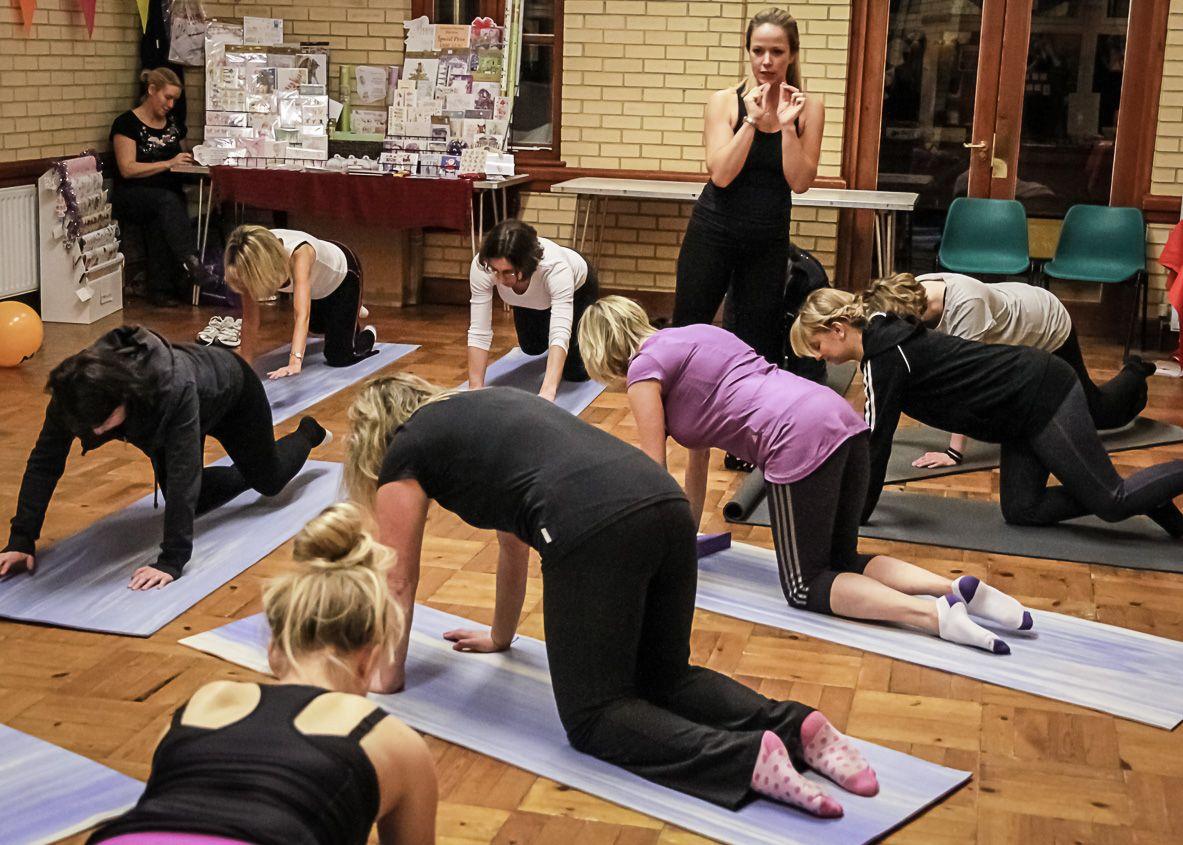 Yoga waltham abbey