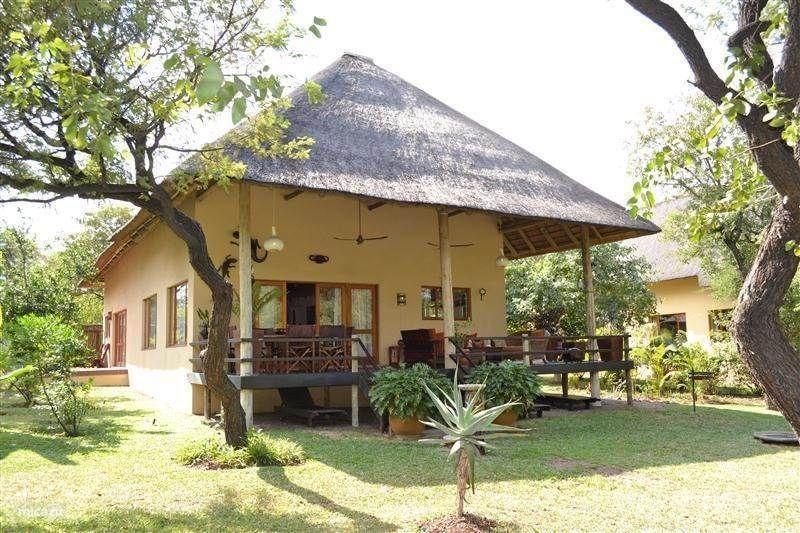 Villa Zuid Afrika : Vakantiehuis wild olive in phalaborwa limpopo zuid afrika zuid