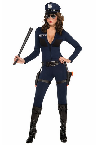 ff3d9b3d6ba Costume Ideas for Women: Top Five Police Outfits for Women ...