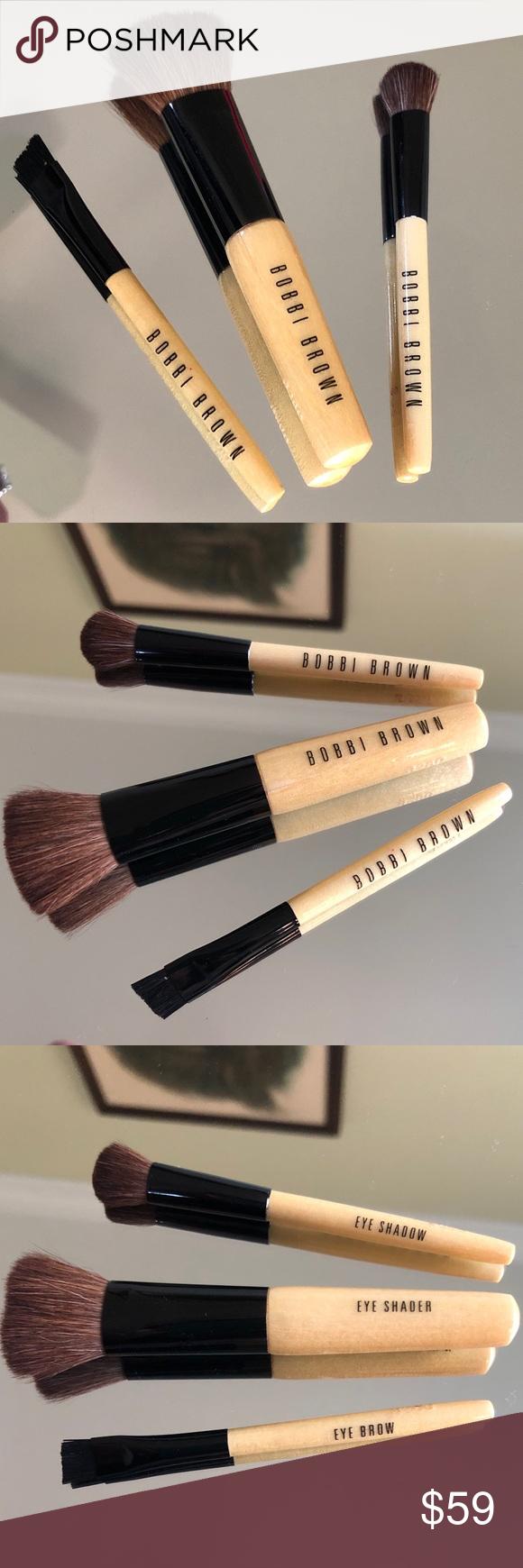 BOBBI BROWN Eye Kit Travel Brush Set Travel makeup