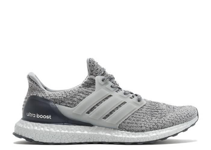 106333cd11da3 Here is 2018 New Year Special Coupon Code NY% Discount Hot UA Adidas Ultra  Boost 3.0 Silver Boost Grey Silver Shoes - http   www.artemisyeezy.cc adidas  ...