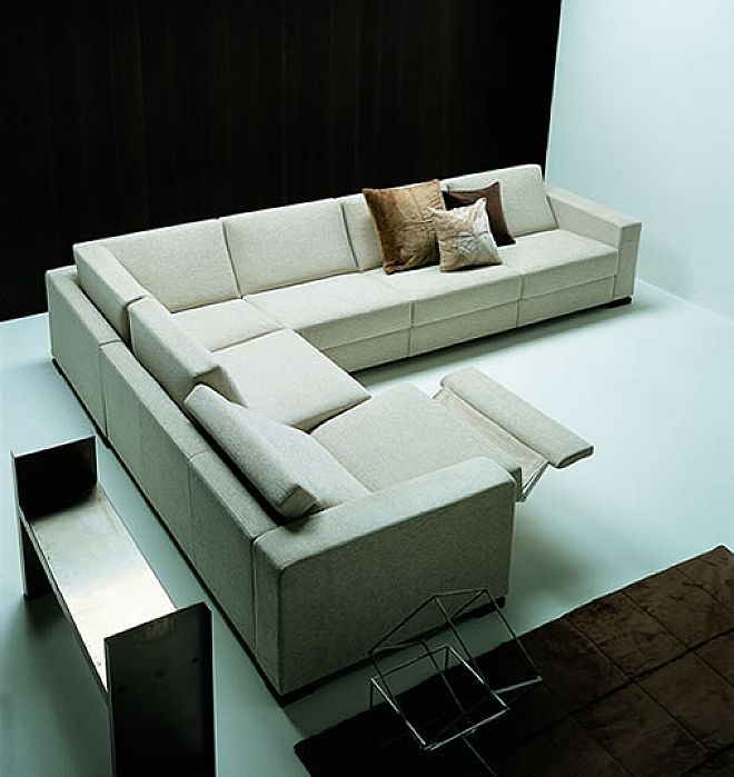 Nice Cheap Sofas: Small Sectionals For Good-Looking Wide Room : Sectional