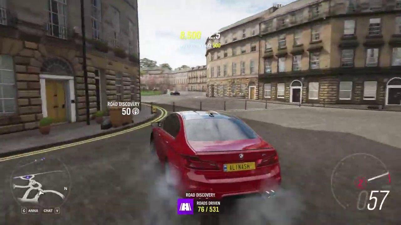 FORZA HORIZON 4 BMW M5 DRIFT YouTube in 2020 Forza