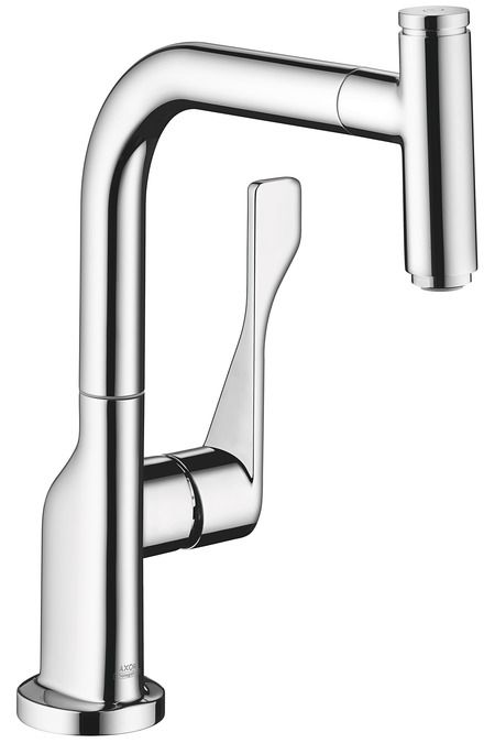 Axor Kitchen Faucet | Axor Kitchen Faucets Axor Citterio Axor Citterio Select 1 Spray