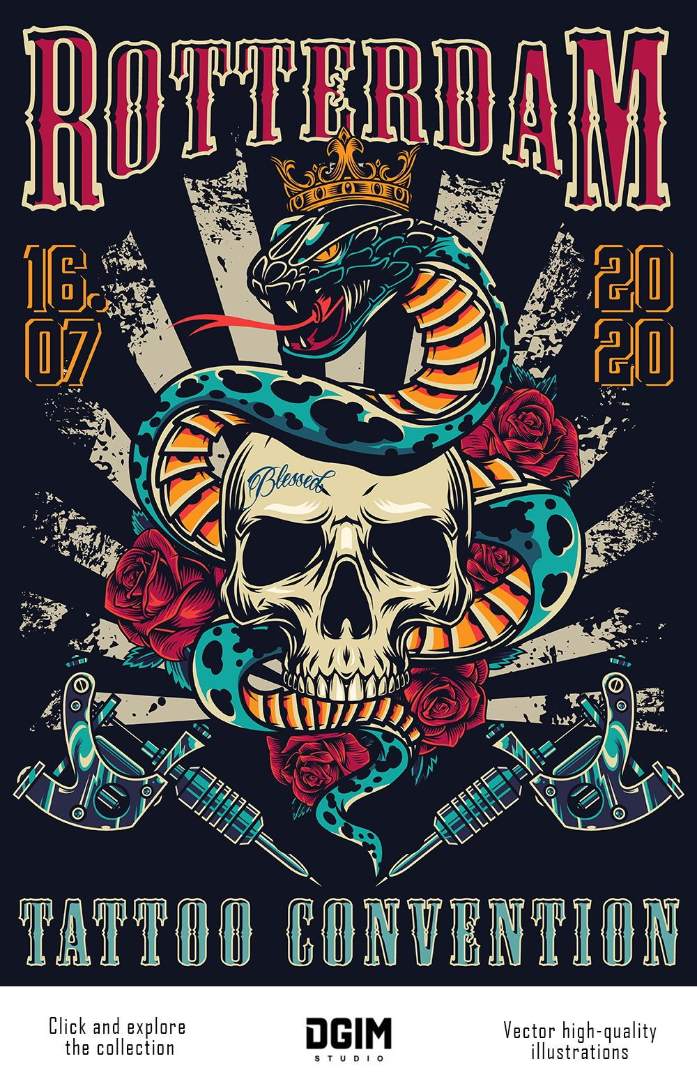 Retro Tattoo Designs Set In 2020 Tattoo Posters Retro Tattoos Poster Design