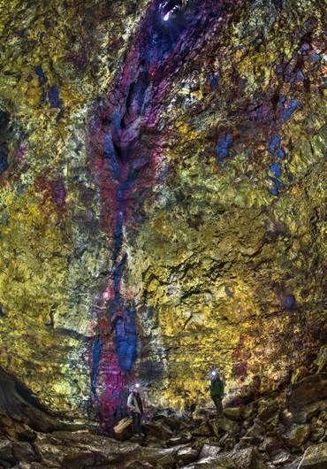 El Universal - Destinos - Desciende a las profundidades de un volcán