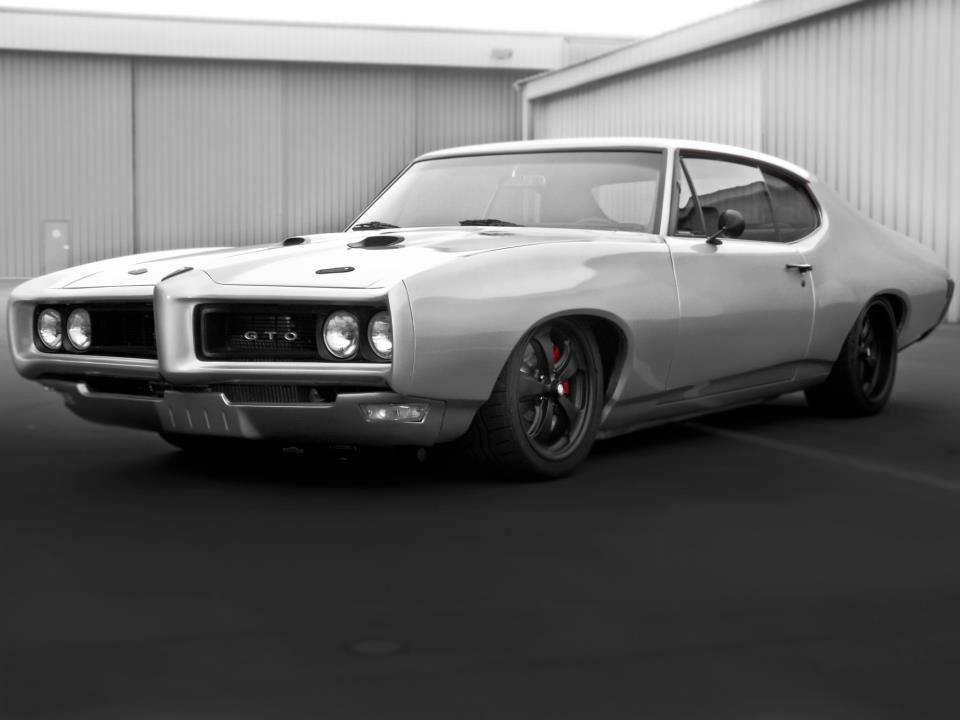 1968 Pontiac Gto Rocking A Twin Turbo And On Air Bags Pontiac Gto Sports Cars Luxury 1968 Pontiac Gto