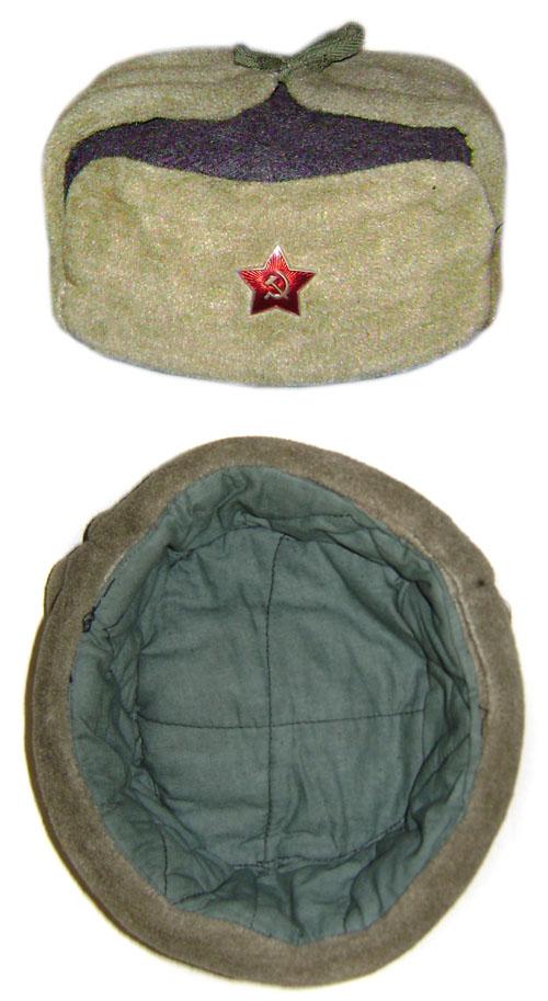 bddda2e38452e ... sale - buy online. Authentic rare WW2 Officer Soviet Ushanka hat
