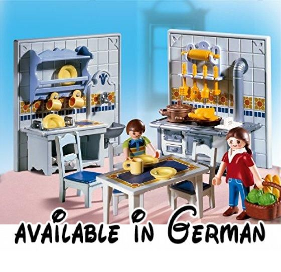 PLAYMOBIL® 5317 - Gemütliche Küche \u003cb\u003eGeschlecht\u003c b\u003e Mädchen und