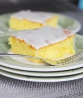 The Lemon Cake Recipe that won the hearts of many.