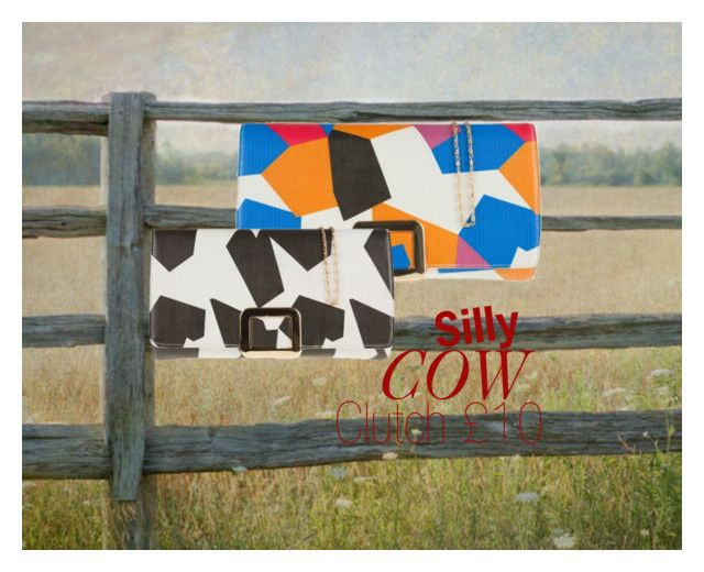 Silly Cow by honeyzuk on Polyvore featuring polyvore, мода and style