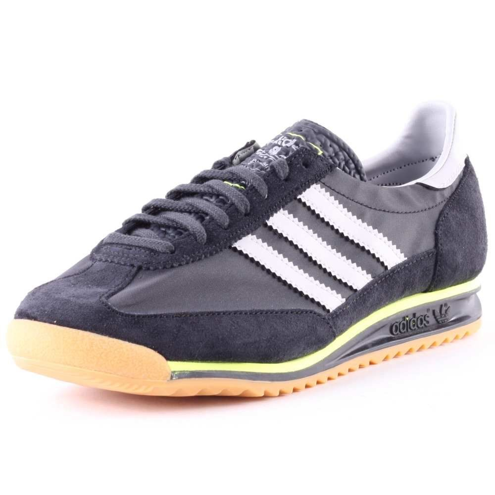 the latest 81b2b cf8f8 Adidas SL 72 Mens Trainers Amazon.co.uk Shoes  Bags