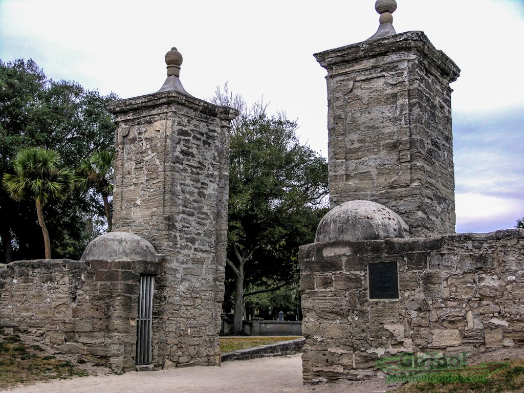City Gate St Augustine Florida | Historic Sites in 2019 ...