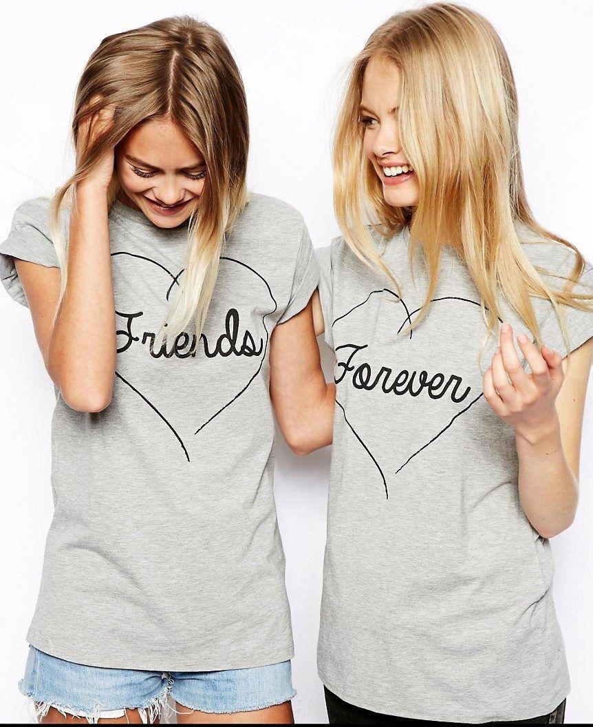 картинка на футболке подруге действующие активно