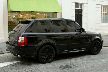 Land rover range rover sport supercharged pictures Photo 1